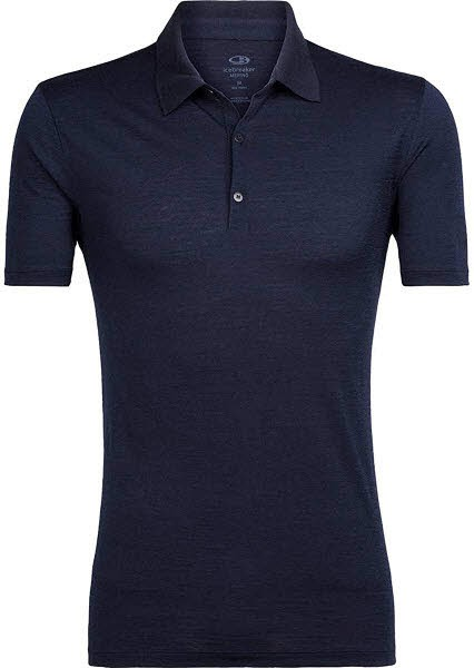 Mens Tech Lite SS Polo