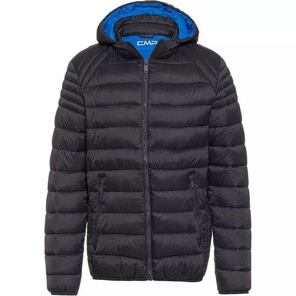 MAN JACKET ZIP HOOD - Bild 1