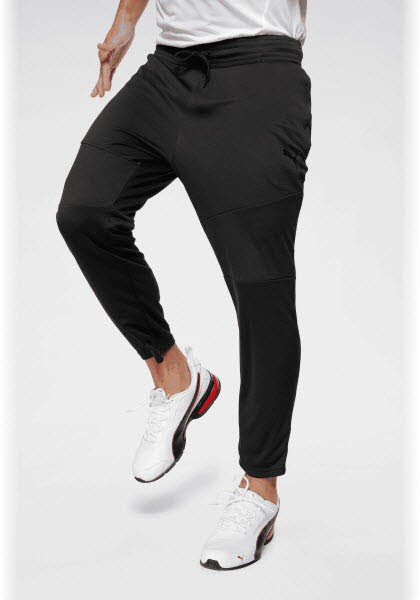 Train Tapered Knit Pant - Bild 1