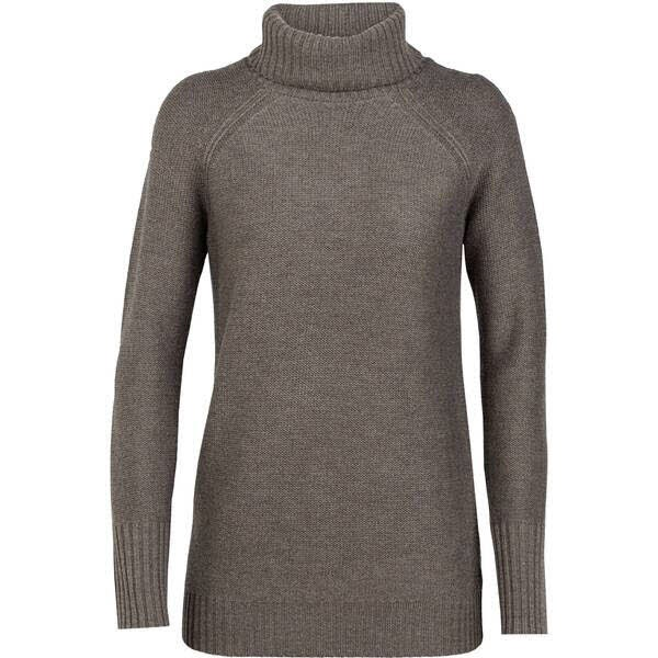Wmns Waypoint Roll Neck Sweater